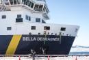 <em>Bella Desgagnés</em>: loi spéciale jeudi matin si le conflit n'est pas réglé