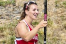 La kayakiste Andréanne Langlois aux Jeux de Rio