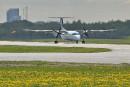 Des passagersforcés de quitter leur avion à cause des travaux à l'aéroport de Québec