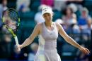 Caroline Wozniacki stoppée au deuxième tour à Nottingham