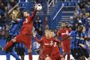 L'Impact ne peut réussir la remontée face au Toronto FC