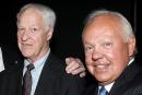 Trudeau, Bettman et Cournoyer font l'éloge de Gordie Howe