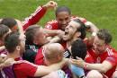 Victoire historique pour le Pays de Galles