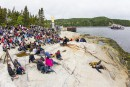 Festival de la chanson de Tadoussac: la musique partout