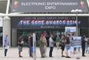 Début de la grand-messe E3