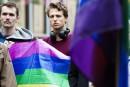 Vigile spontanée dans le Village gai de Montréal<strong></strong>