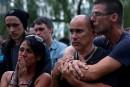 Après la tragédie, Orlando se recueille