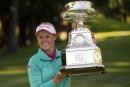 La Canadienne Brooke Henderson remporte le Championnat de la LPGA