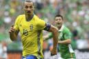Groupe E: la Suède et l'Irlande font match nul 1-1