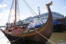 Les Vikings débarquent à Québec!