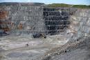 Mine à ciel ouvert à Malartic:la poussière angoisse les citoyens