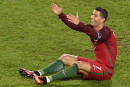 Les Islandais digèrent mal l'arrogance de Cristiano Ronaldo