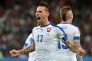 La Slovaquie se relance contre la Russie