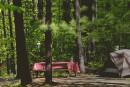 Camping: la tente, un objet qui évolue