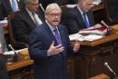 Santé: Gaétan Barrette s'en prend au gouvernement Trudeau