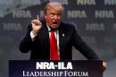 Trump suggère de ne plus vendre d'armes aux personnes sous surveillance