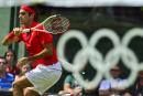 Roger Federer à Rio pour ses cinquièmes Jeux olympiques