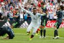L'Angleterre éteint d'un souffle le dragon gallois