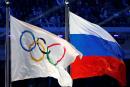 La fédération canadienne contre la participation de la Russie aux JO
