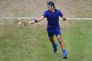 Roger Federer en quarts de finale à Halle