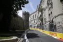 F1: Nico Rosberg est préoccupé par la sécurité du circuit de Bakou