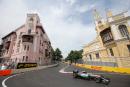 Grand Prix d'Europe: Lewis Hamilton intouchable