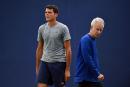 Milos Raonic souhaite poursuivre son partenariat avec John McEnroe