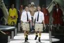 Milan: une Semaine de la mode masculine version réduite