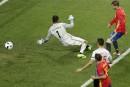 Euro: l'Espagne et l'Italiequalifiées pour les huitièmes de finale