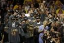 Les Cavaliers champions de la NBA