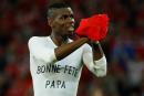 Des «contacts» entre le Real Madrid et la Juventus pour Pogba