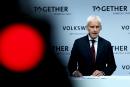Le patron de Volkswagen s'interroge sur l'avenir du diesel