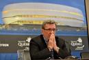 LNH: le silence de Labeaume planifié par Québecor