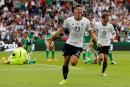 L'Allemagne et la Pologne en huitièmes de finale