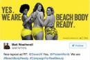 Les publicités avec des corps «irréalistes» bannies du métro
