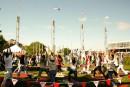 Du yoga gratuit tout l'été!