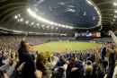 Construction d'un stade de baseball :Le sens des priorités