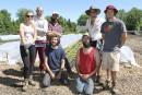 Le jardin-école de trois élèves de Fierbourg nourrira 20 familles