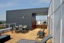 Immeuble Alto: plafonds de bois et murs de béton