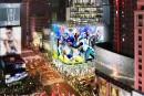 Partenaire de la NFL: le Cirque du Soleil s'implante à New York