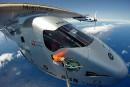 L'Atlantique traversé pour la première fois en avion solaire