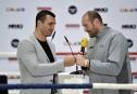 Blessé, Fury repousse son combat revanche face à Klitschko