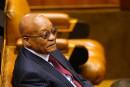 Afrique du Sud: Zuma doit rembourser 500000$ US dans le scandale de sa résidence