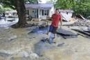 Inondations en Virginie-Occidentale: 24 morts