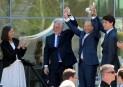 Philippe Couillard et Justin Trudeau était très heureux de présenter... | 24 juin 2016