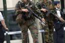 Deux arrestations dans une opération antiterroriste en Belgique