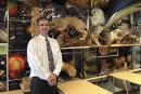 Yvan Girouard: transmettre la passion des sciences