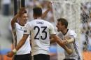 L'Allemagne bat aisément la Slovaquie