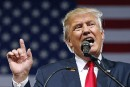 Donald Trump en chute libre selon deux sondages