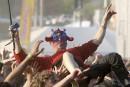 Le Rockfest attire à nouveau les masses